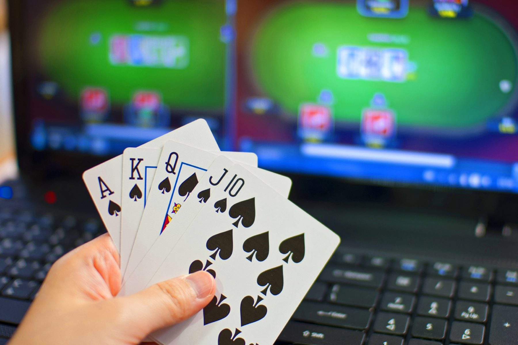 The majority of live online casino online poker areas
