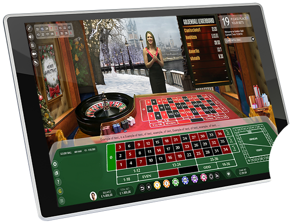 Live Roulette Is Simple To Play